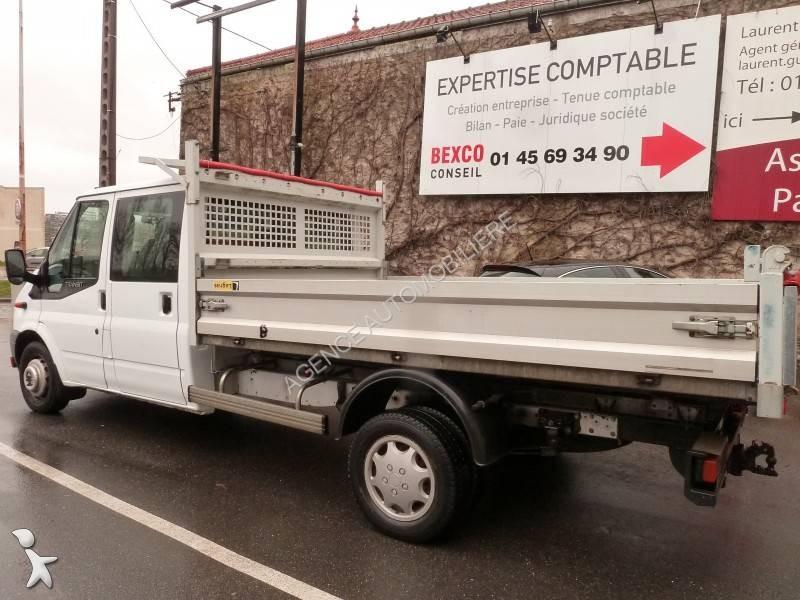 camion benne occasion ford transit 350 lj tdci 115cv annonce n 1661669. Black Bedroom Furniture Sets. Home Design Ideas