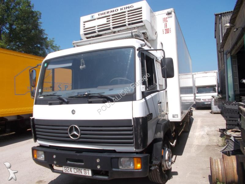 Camion mercedes frigo mono temp rature 1224 4x2 gazoil for Garage mercedes bonneuil sur marne