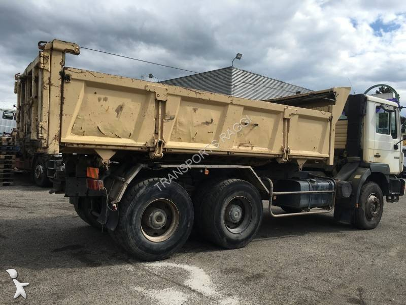 Location camion tri benne occasion man f2000 gazoil - Camion benne location ...