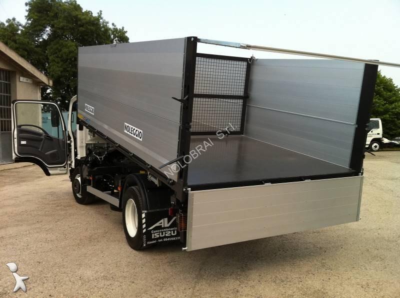 camion isuzu benne n series npr 85 gazoil euro 5 occasion n 1896415. Black Bedroom Furniture Sets. Home Design Ideas