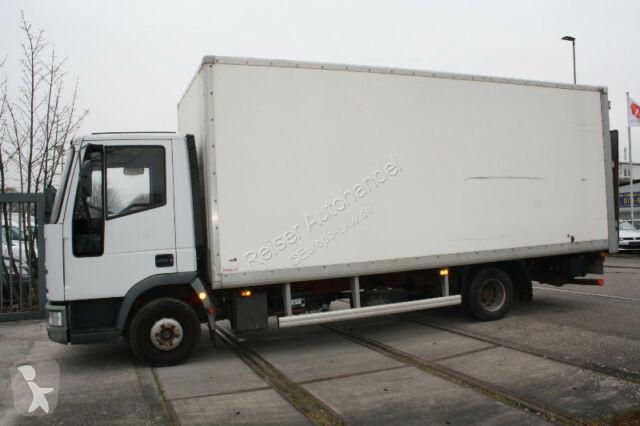 卡车 厢式货车 二手 依维柯 euro cargo 75e14 mbelkoffer 柴油图片