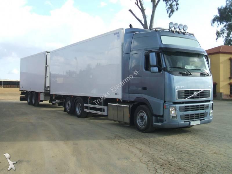photos camion volvo frigo volvo 460 occasion 497320. Black Bedroom Furniture Sets. Home Design Ideas