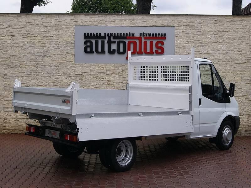 camion ford benne transit skrzynia wywrotka kiper 115t350 occasion n 554766. Black Bedroom Furniture Sets. Home Design Ideas