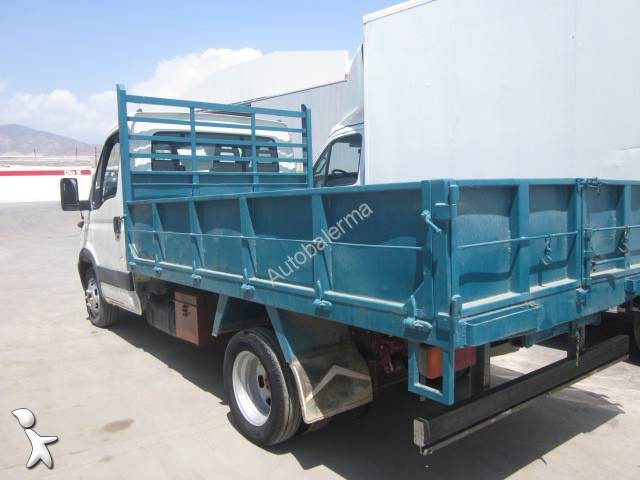 photos camion iveco autres camions iveco 50c11 occasion 617877. Black Bedroom Furniture Sets. Home Design Ideas