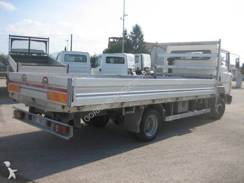 camion nissan savoyarde eco 4x2 gazoil occasion n 648791. Black Bedroom Furniture Sets. Home Design Ideas