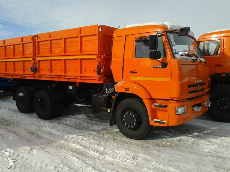 камаз 43118 изотермический фургон г …