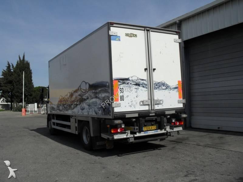 photos camion renault frigo 28018 occasion 750716 photo. Black Bedroom Furniture Sets. Home Design Ideas