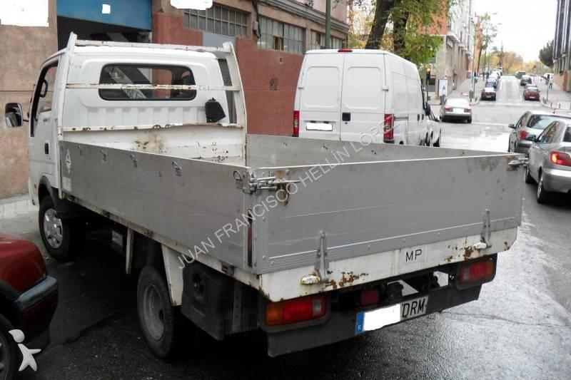 camion kia porte engins occasion n 757622. Black Bedroom Furniture Sets. Home Design Ideas