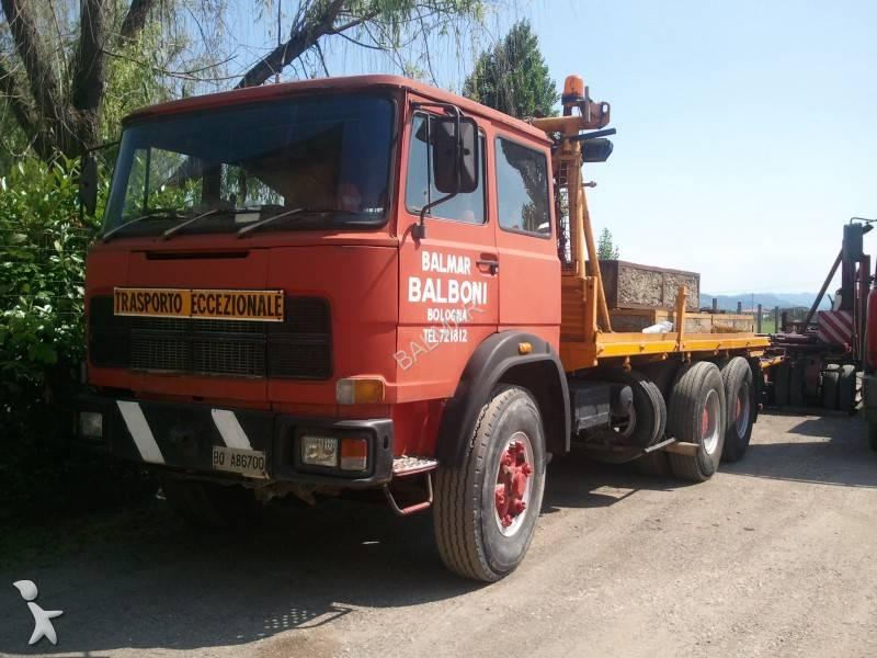 camion fiat 697: