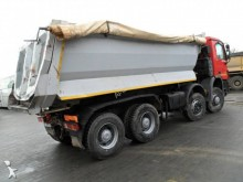 gebrauchter Mercedes LKW Kipper/Mulde Meiller Actros 4141 8x6 Diesel Euro 3 - n°884111 - Bild 3