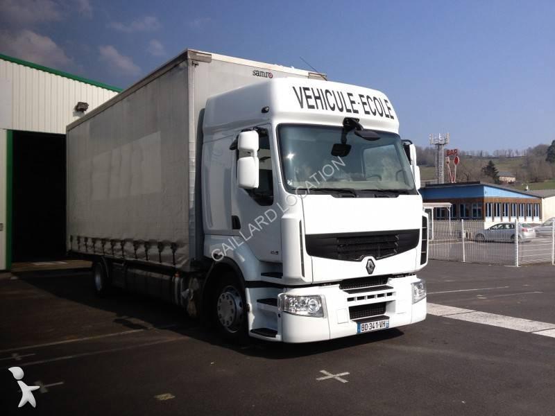 camion renault auto cole premium 450 dxi euro 4 occasion n 1030875. Black Bedroom Furniture Sets. Home Design Ideas