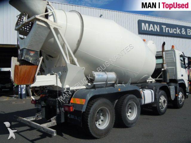 camion volvo b ton malaxeur pompe fm 8 380 8x4 gazoil euro 4 occasion n 1047930. Black Bedroom Furniture Sets. Home Design Ideas