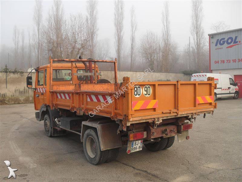 Camion occasion 13717 annonces de camion porteur d for Garage martel grigny