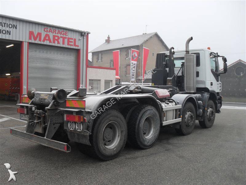 Camion occasion 13042 annonces de camion porteur d for Garage martel grigny
