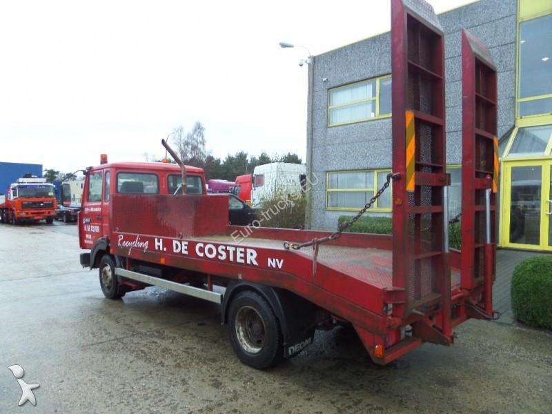 camion renault porte voitures s150 4x2 gazoil euro 2 occasion n 1203628. Black Bedroom Furniture Sets. Home Design Ideas