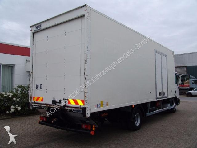gebrauchter man lkw koffer tgl koffer 7 50m euro 4 ladebordwand 4x2 diesel euro 4. Black Bedroom Furniture Sets. Home Design Ideas
