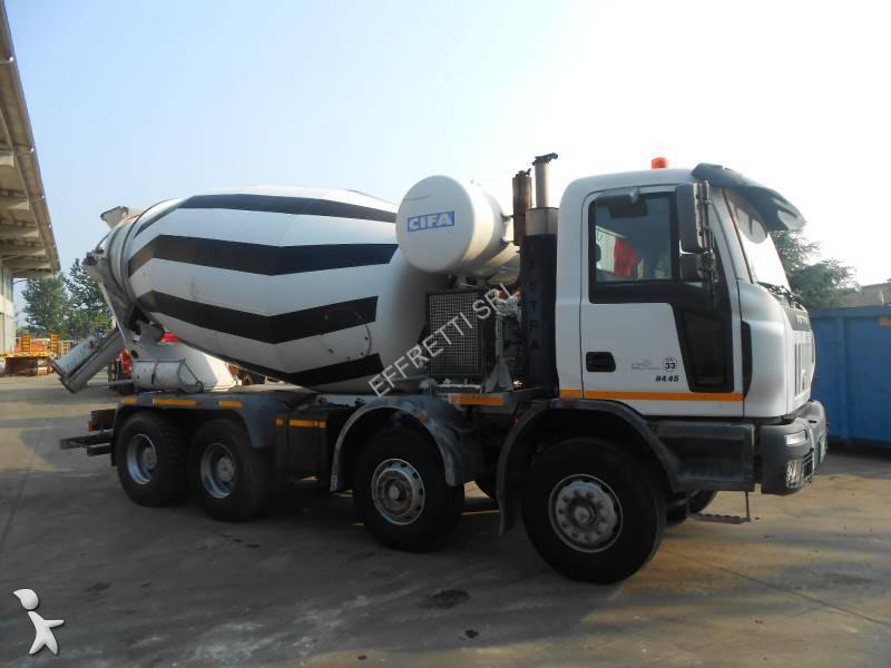 Camion astra calcestruzzo rotore mescolatore hd8 8x6 for Effretti usato