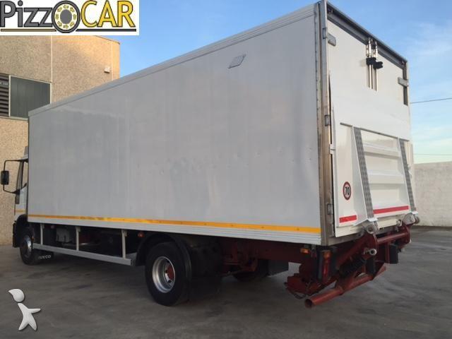 camion iveco frigo eurocargo 150e18 euro 2 hayon occasion n 1497046. Black Bedroom Furniture Sets. Home Design Ideas