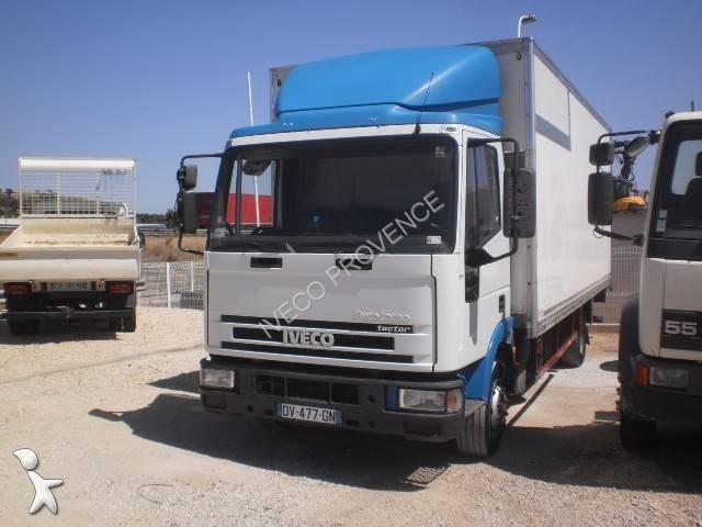 camion fourgon polyfond occasion iveco eurocargo 120e21. Black Bedroom Furniture Sets. Home Design Ideas