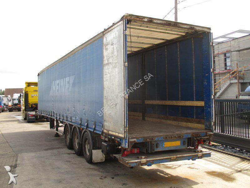 photos camion general trailers savoyarde plateau ridelles. Black Bedroom Furniture Sets. Home Design Ideas