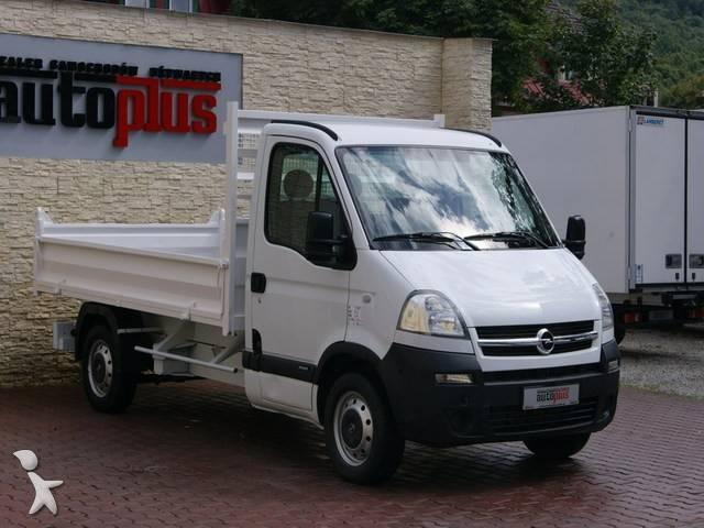 camion opel frigo movano 2 5 dti skrzynia wywrotka. Black Bedroom Furniture Sets. Home Design Ideas
