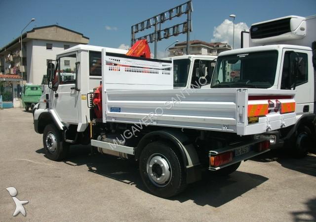 Altro autocarro bremach tgr nc usato n 1138885 for Bremach 4x4 usato