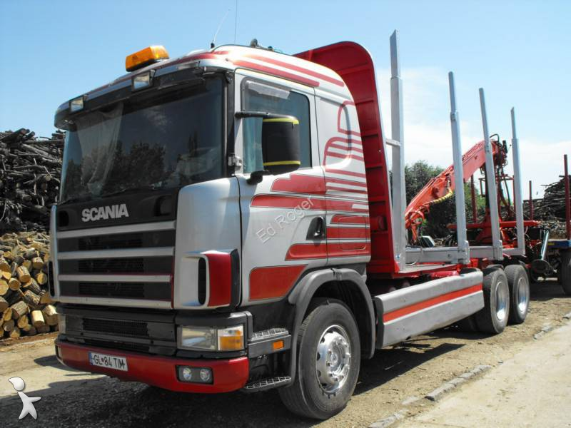 camion scania grumier r 580 6x4 gazoil euro 2 occasion n 1314067. Black Bedroom Furniture Sets. Home Design Ideas