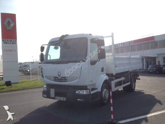 Camion renault benne cif midlum dxi 4x2 gazoil euro for Porte universelle benne