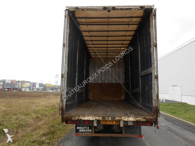 camion scania rideaux coulissants plsc m 113m380 4x2 gazoil occasion n 687417. Black Bedroom Furniture Sets. Home Design Ideas