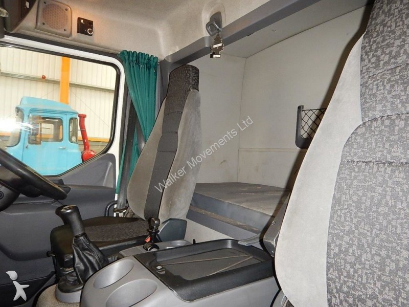 camion daf plateau standard lf45 7 5 tonne flatbed 2007 yn56 ccx 6x4 euro 4 occasion n 1420521. Black Bedroom Furniture Sets. Home Design Ideas