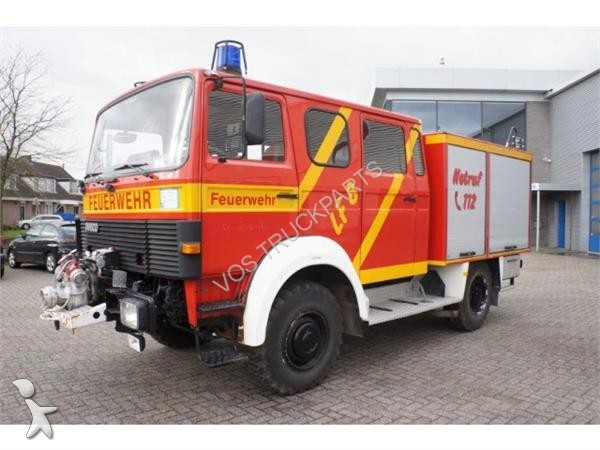 camion pompiers occasion iveco magirus 4x4 fire truck gazoil annonce n 1571812. Black Bedroom Furniture Sets. Home Design Ideas