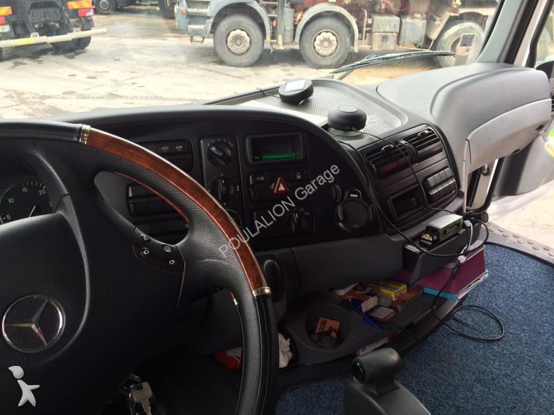 Camion mercedes benne actros 4148 8x4 gazoil euro 5 for Garage mercedes bonneuil sur marne
