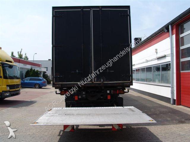 gebrauchter daf lkw koffer xf ssc euro 4 koffer bdf ladebordwand 4x2 diesel euro 4. Black Bedroom Furniture Sets. Home Design Ideas