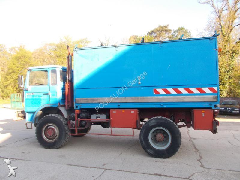Gebrauchter renault kastenwagen 110 150 4x4 diesel euro 1 for Garage 4x4 seine et marne