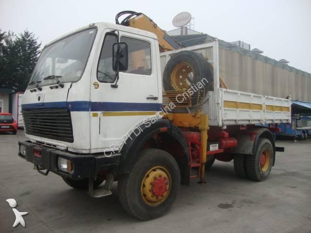 Camion mercedes ribaltabile kaiser trilaterale 1932 4x4 - Portata massima camion italia ...