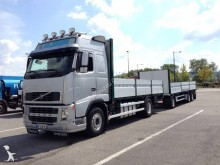 camion remorque plateau ridelles Volvo occasion