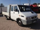 autotreno furgone standard Iveco usato