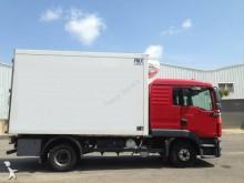 camión remolque frigorífico para carnes MAN usado