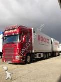 autotreno frigo Scania usato