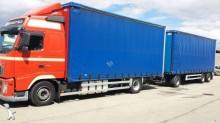 camion remorque savoyarde système bâchage coulissant Volvo occasion