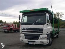 camion remorque porte voitures DAF occasion