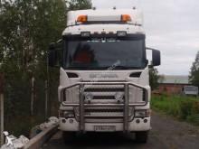 camion remorque Scania R 580