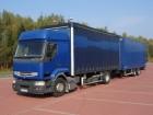 camion remorque Renault PREMIUM 420 DCI