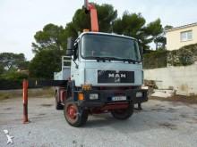 camion remorque multibenne MAN occasion