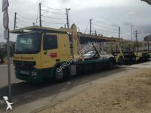 camión remolque portacoches Mercedes usado