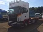 camion remorque Scania 114-380