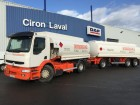 camion remorque citerne hydrocarbures Renault occasion