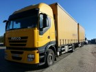 camion remorque savoyarde Iveco occasion