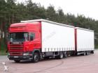 camion remorque Scania 114 G 380
