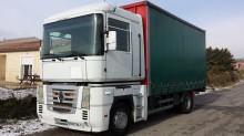 camion remorque savoyarde système bâchage coulissant Renault occasion